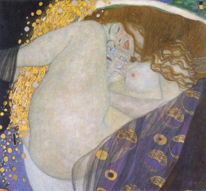 Klimt - Danae , 1907-08