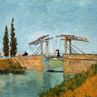 Van Gogh Il ponte di Langlois
