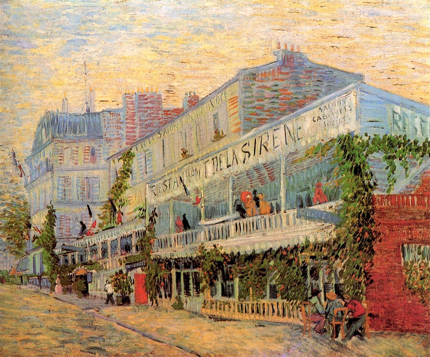 Van Gogh: La Sirene