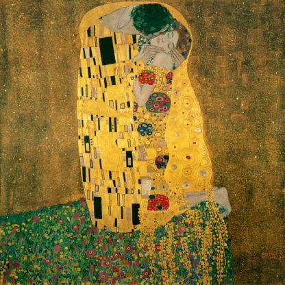 Il bacio -Gustav Klimt