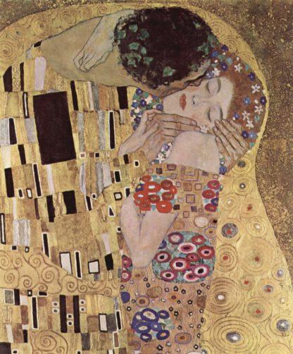 Gustav Klim Il bacio, 2