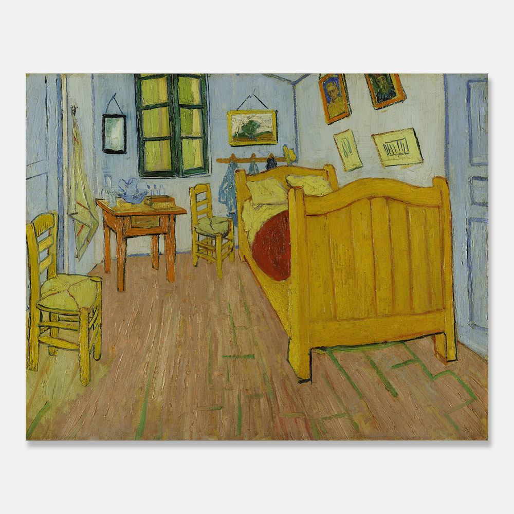 VanGogh-the-bedroom
