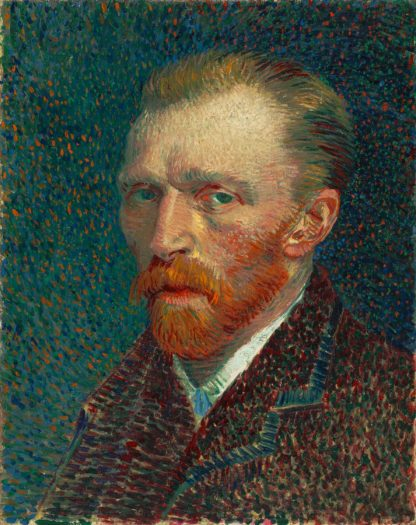 Van Gogh Selfportrait