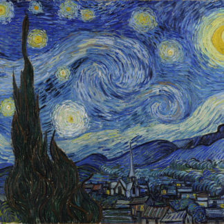 Van Gogh: Starry night