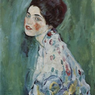 Gustav Klimt Portrait of a Lady
