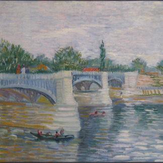 Van Gogh: Il ponte alla Grand Jatte