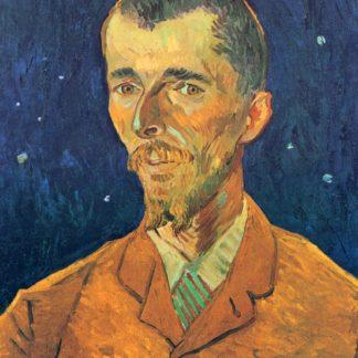 Van Gogh: Portrait of Eugène Boch